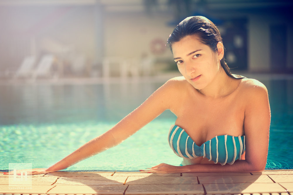 Pool Side Shoot