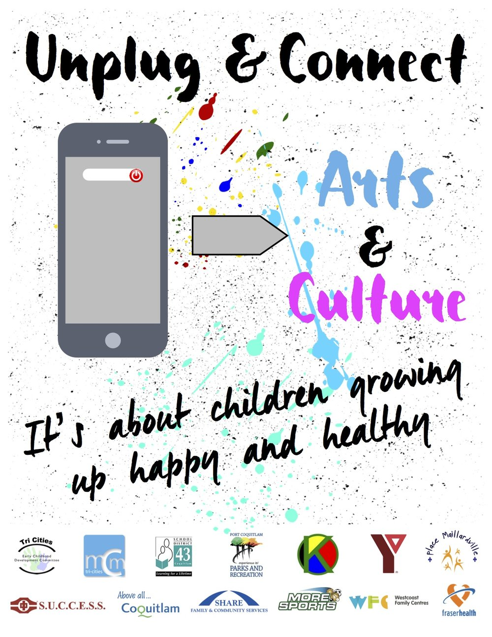 Click  here  to learn more about the importance of connecting to arts and culture.