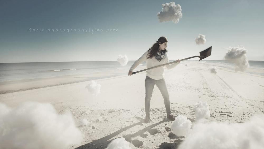 Je suis une pelleteuse de nuage et je m'assume comme telle.