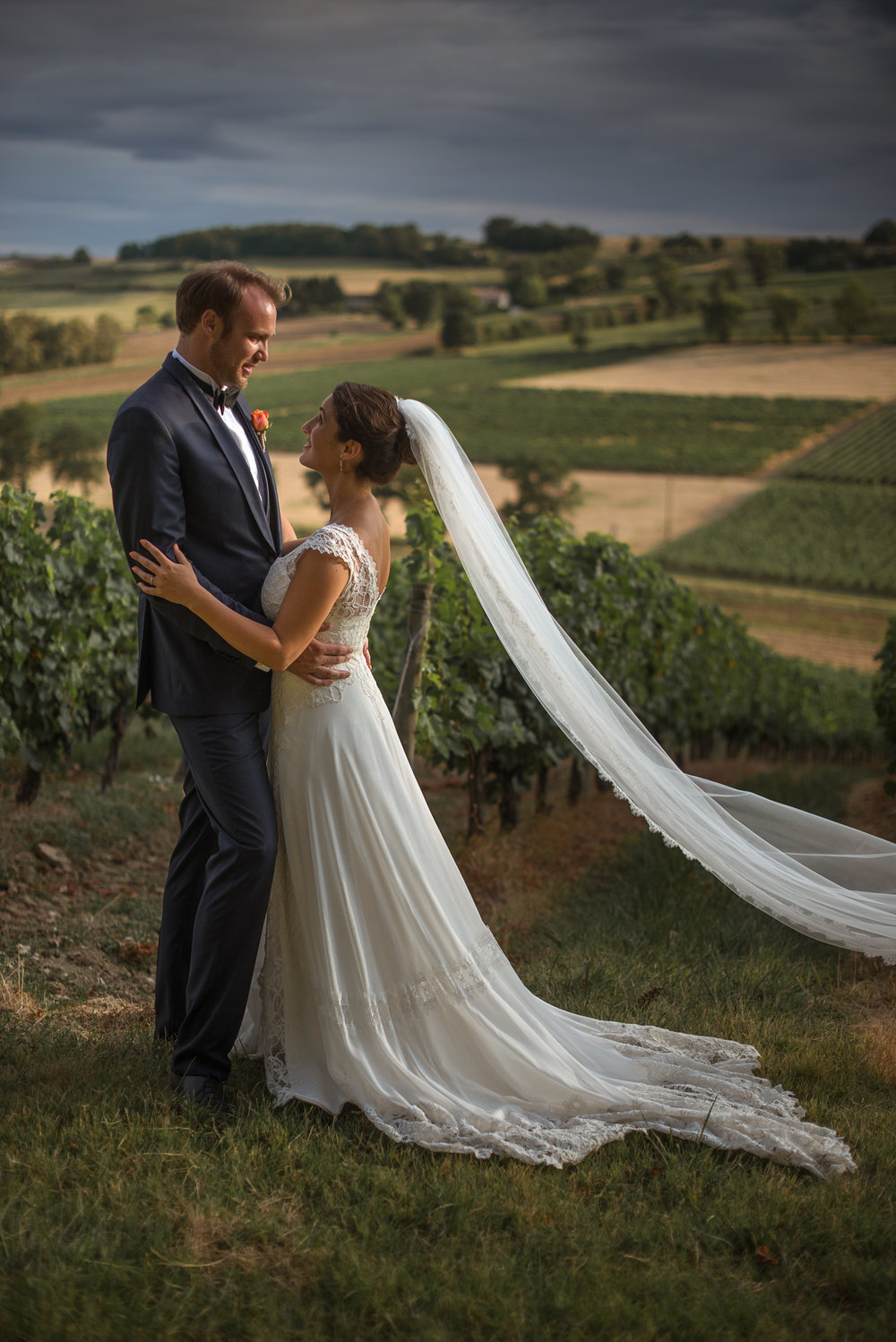 French Vineyard Wedding Toulouse | Chateau de Mauriac | Emeris Photography