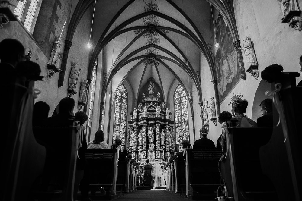 Romantic Wedding in Dortmund - Emeris Photography