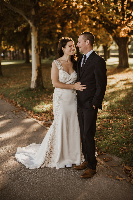 Munich Bridal Session