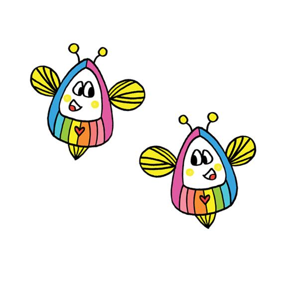 Hapbeez Rainbow