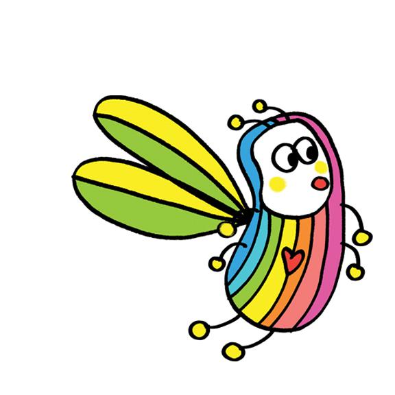 Fly Fly Rainbow
