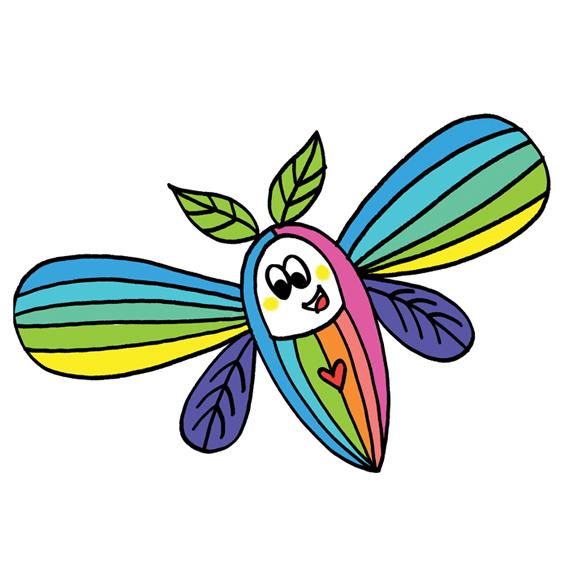 Mothy Rainbow