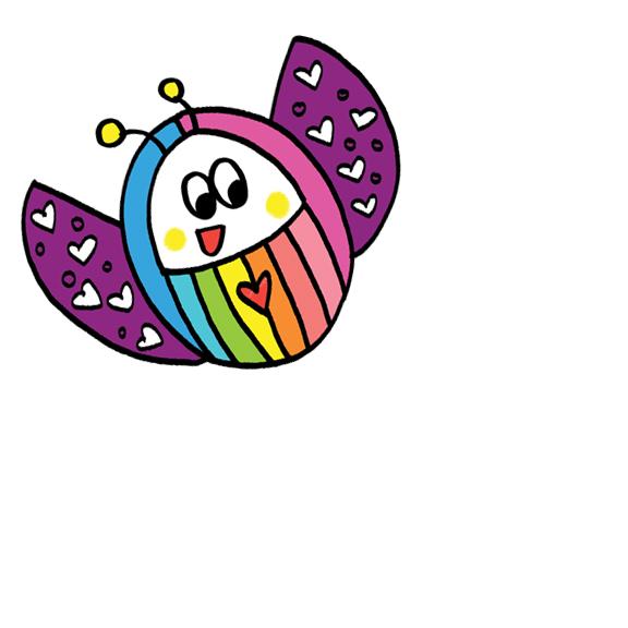 Ladyboo Rainbow