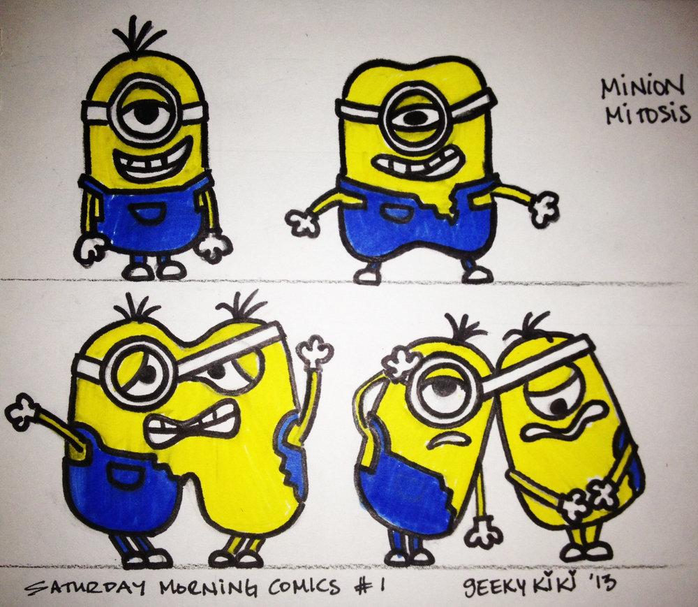 Minion Mitosis