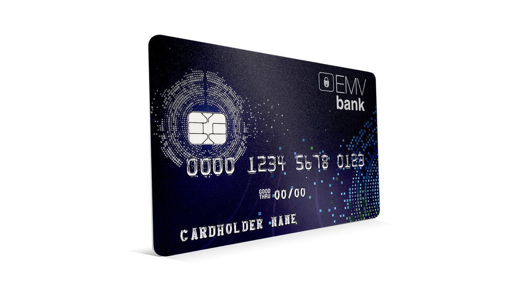 U.S. banks have begun issuing chip-enabled EMV credit cards