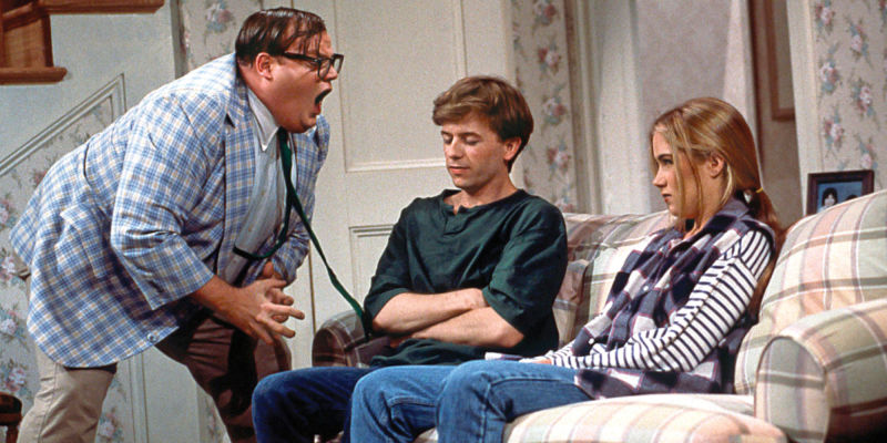 I don't plan to wind up living in a van down by the river!