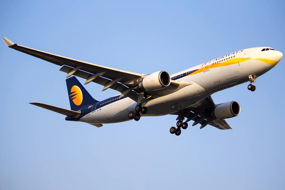 Jet Airways will launch new flights from Amsterdam to New Dehli and Mumbai   (Photo: Jet Airways)