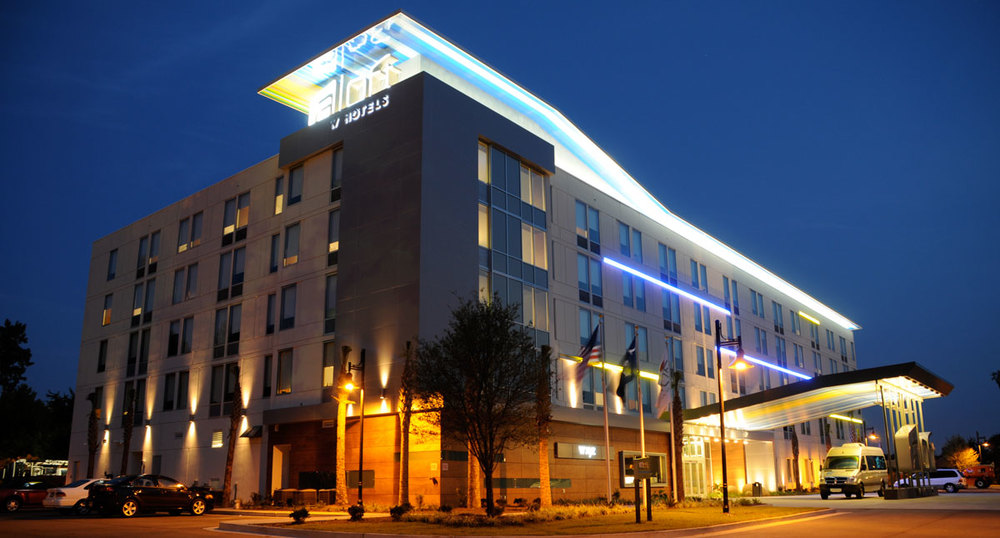 We were disappointed with our stay at the Aloft Charleston Airport   (Photo: Aloft Charleston Airport)