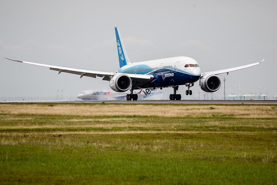 Boeing 787 Dreamliner  (  Photo: Boeing)