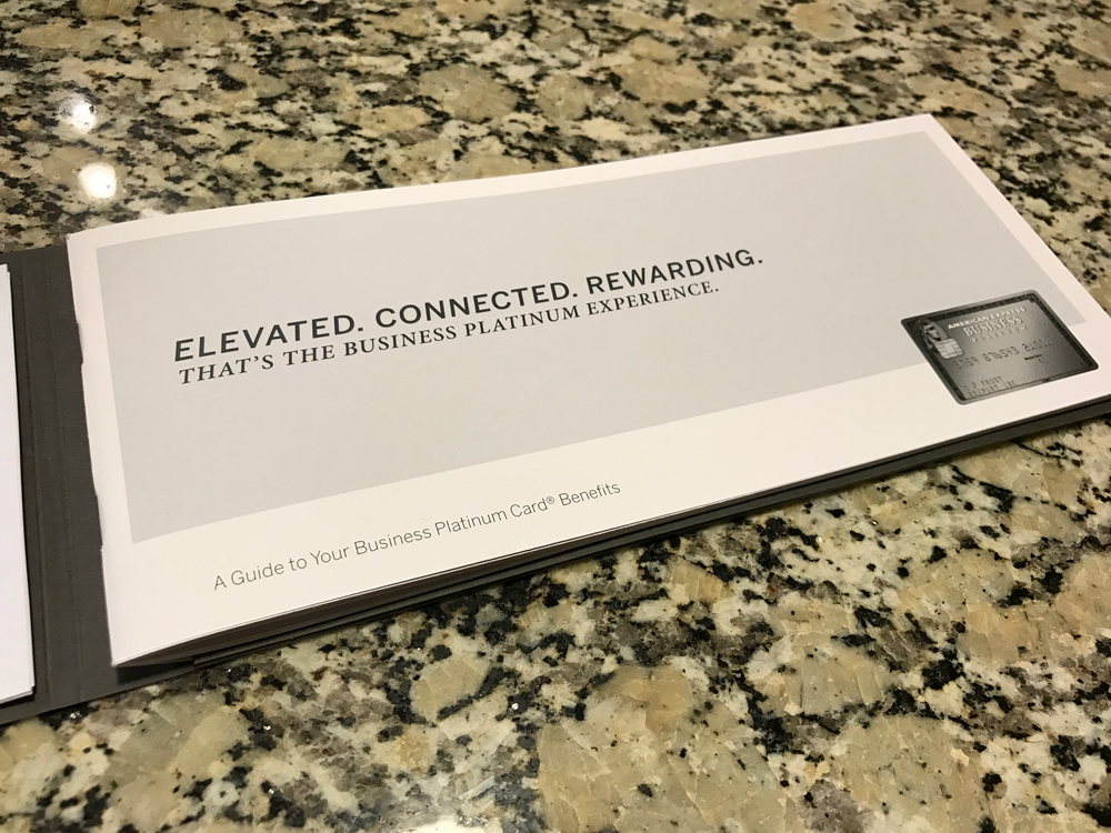 Debrian Travels: Unboxing the American Express OPEN Enhanced ...