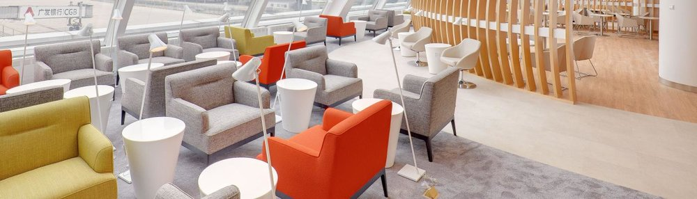SkyTeam Lounge - Beijing   (Photo: Delta Air Lines)