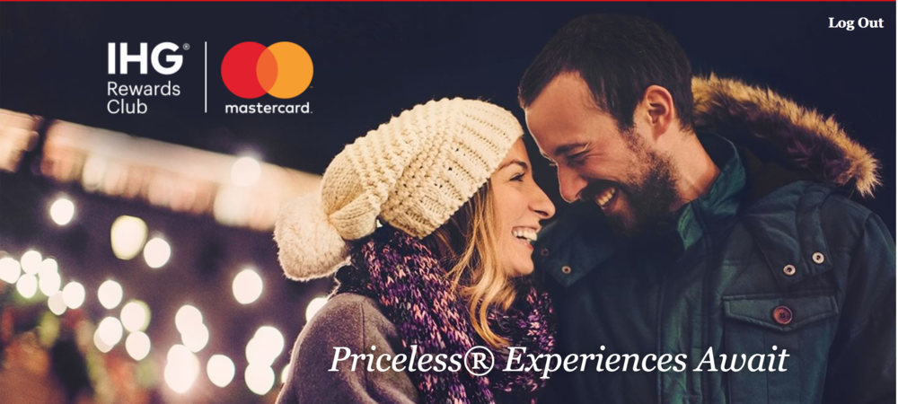 "IHG and MastercCard are allowing you to earn up to a $100 reward card and 4,000 IHG Rewards points with ""Priceless Experiences."""
