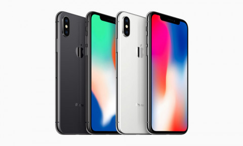Apple began taking pre-orders for the iPhone X on October 27