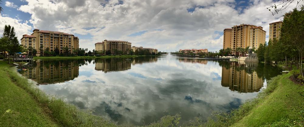 Wyndham Bonnet Creek Resort in Lake Buena Vista, Florida