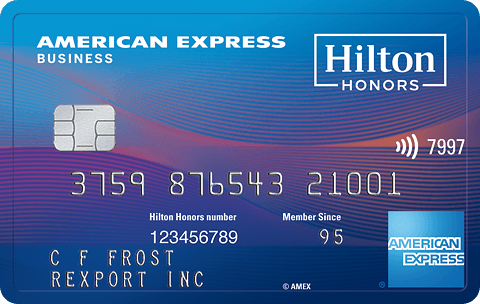 The Amex Hilton Honors Business Credit Card offers an annual free night, but should I pursue it?
