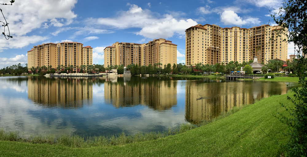 Wyndham Bonnet Creek Resort  (click to enlarge)