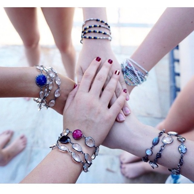 Coterie Show 2015 New York at the Javits center. Come to check out our spring\\summer bubble bracelets