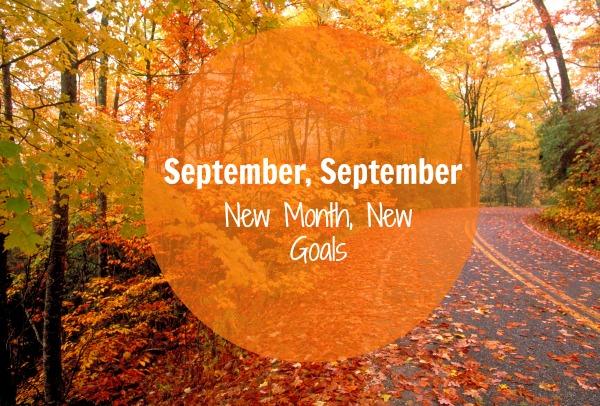 September Goals Chasing Quot Skinny Quot