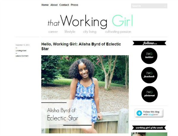 thatworkinggirl