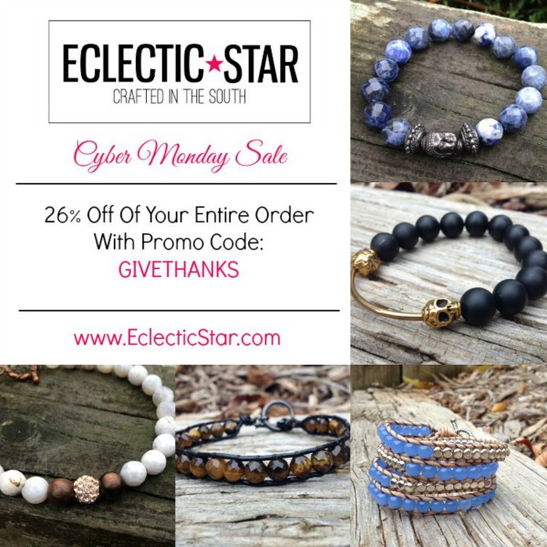 eclectic star cyber monday