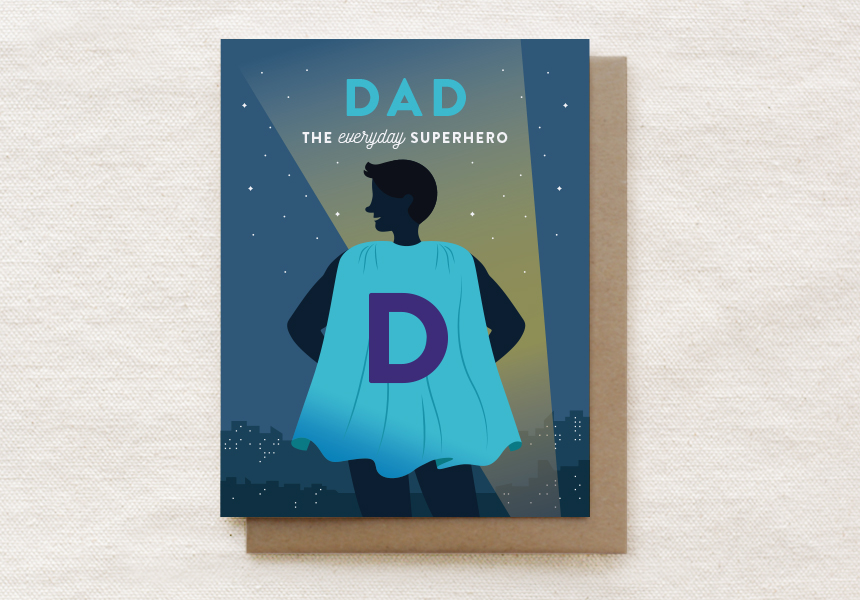 198-C: SUPERHERO DAD