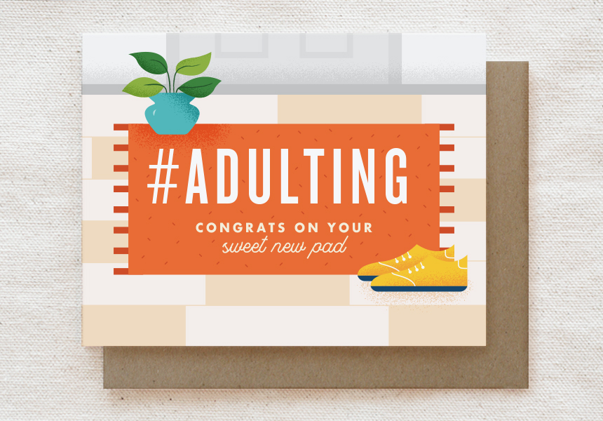 234-C: #ADULTING