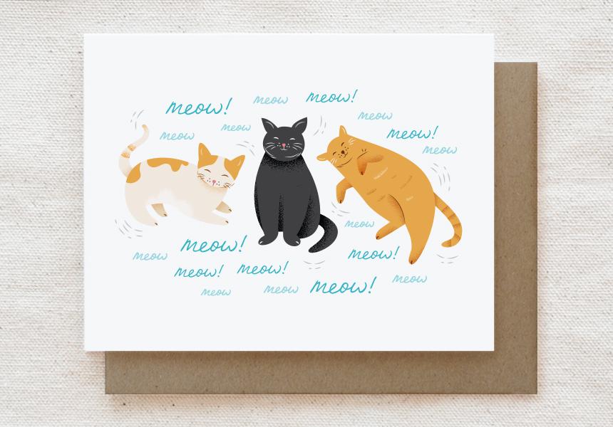 267-C: SWEET CATS