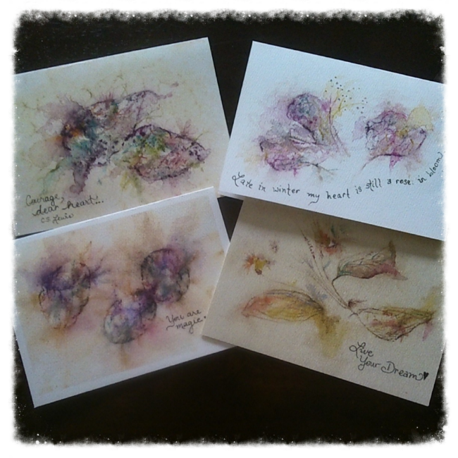 new greeting cards!