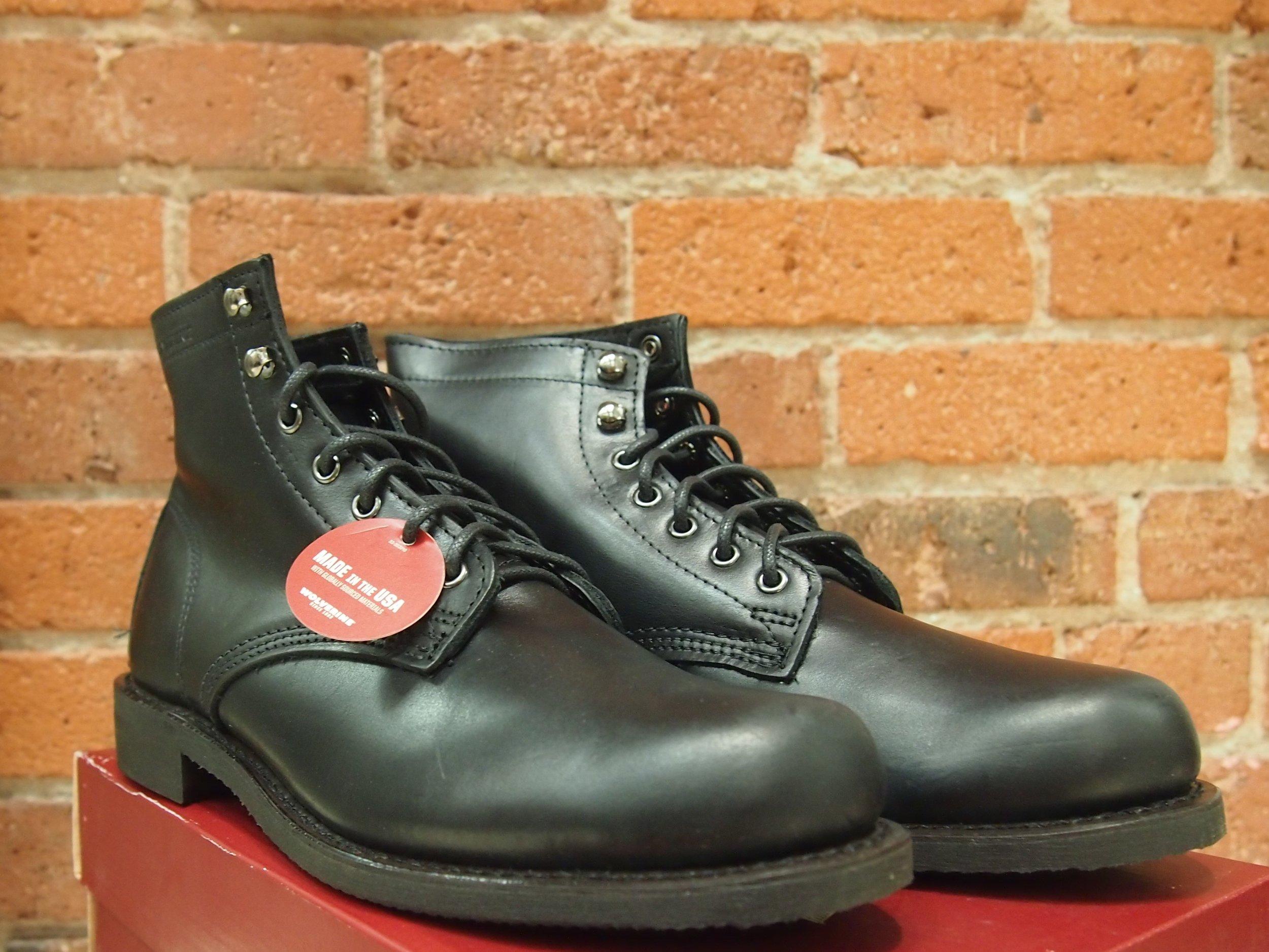 b86ade973d1 Wolverine Kilometer Boot - Black