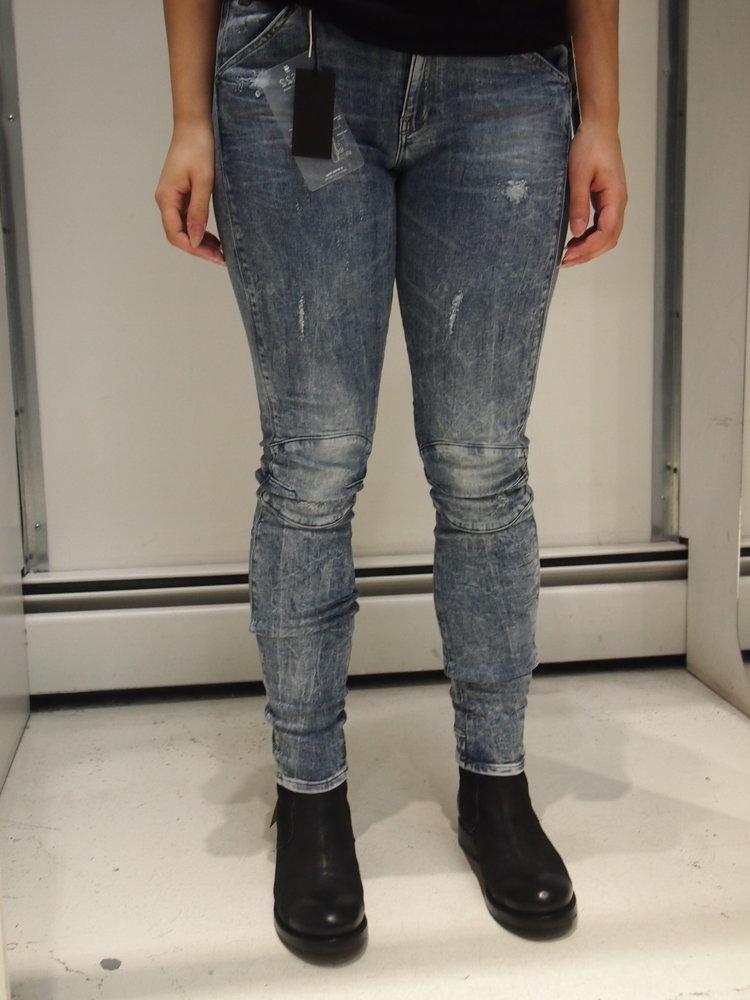 G-Star Jeans skinny 5622 MID SKINNY P89Thim4