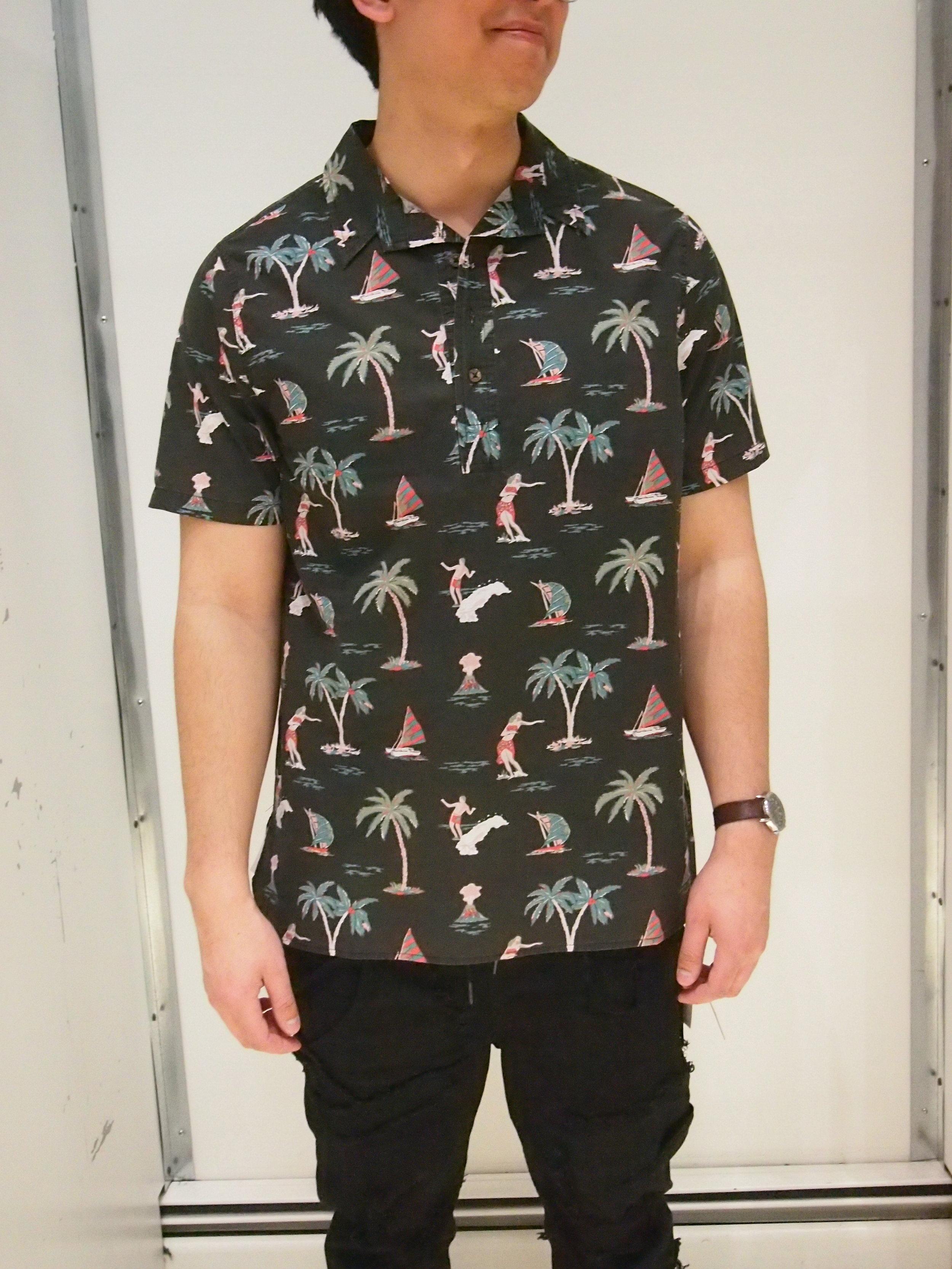 6fd9e9c94 Banks Journal Hula Pullover Shirt — global atomic designs inc