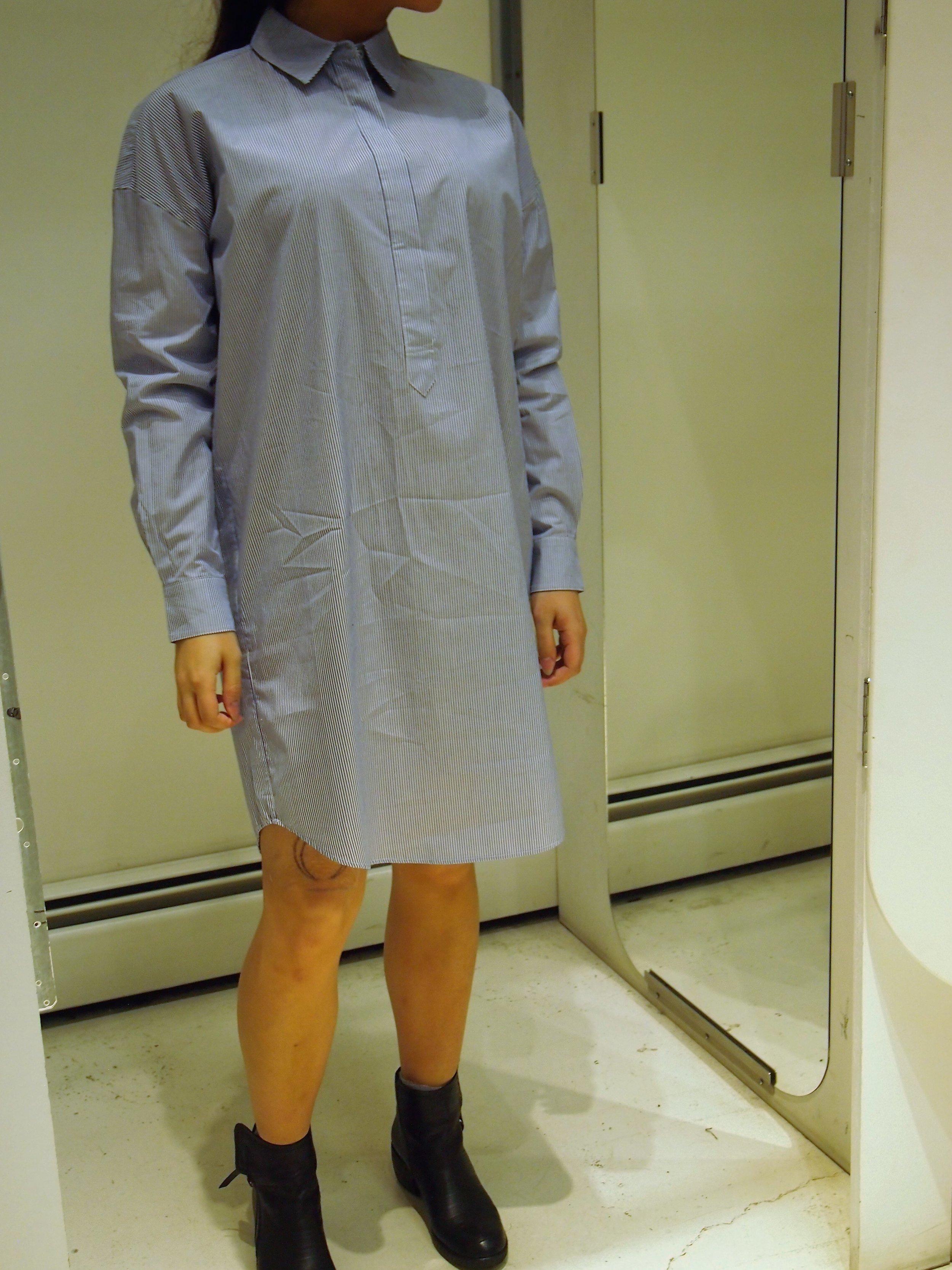 9b426398427 Maison Scotch Tunic Shirt Dress — global atomic designs inc