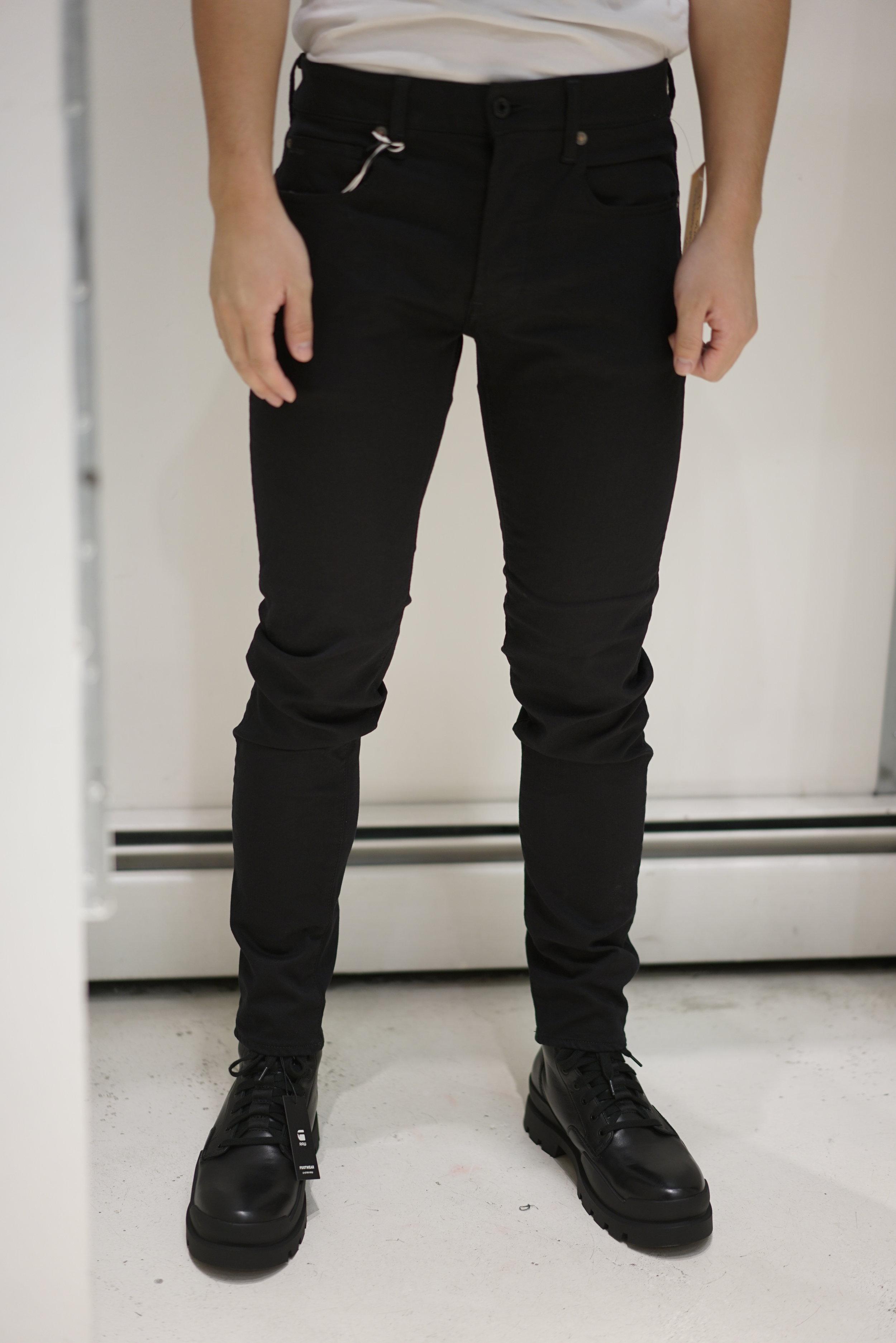 d9155a9ba998 G-Star Raw 3301 Slim Jeans - Rinsed — global atomic designs inc