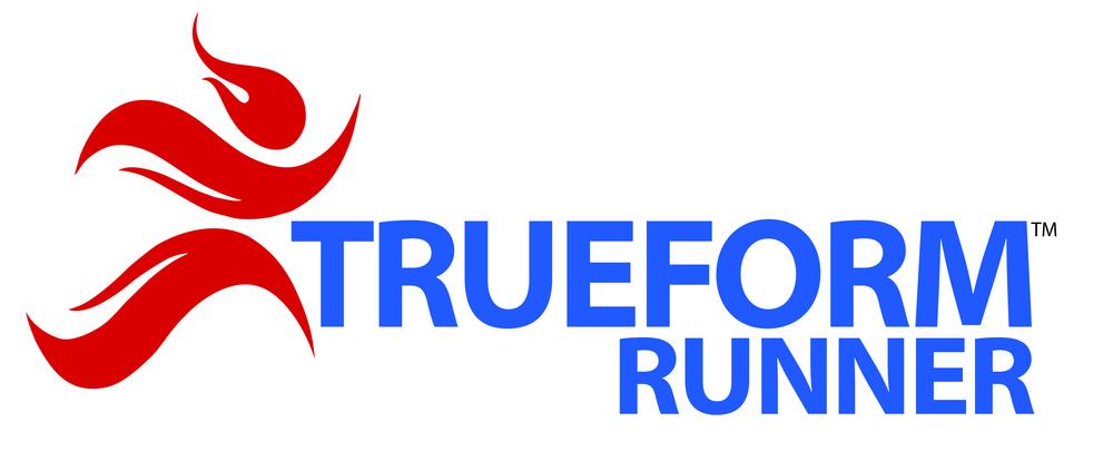 trueform runner logo