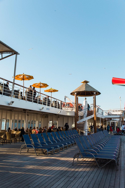Carnival Cruise | ©Alexandria Whitefeather