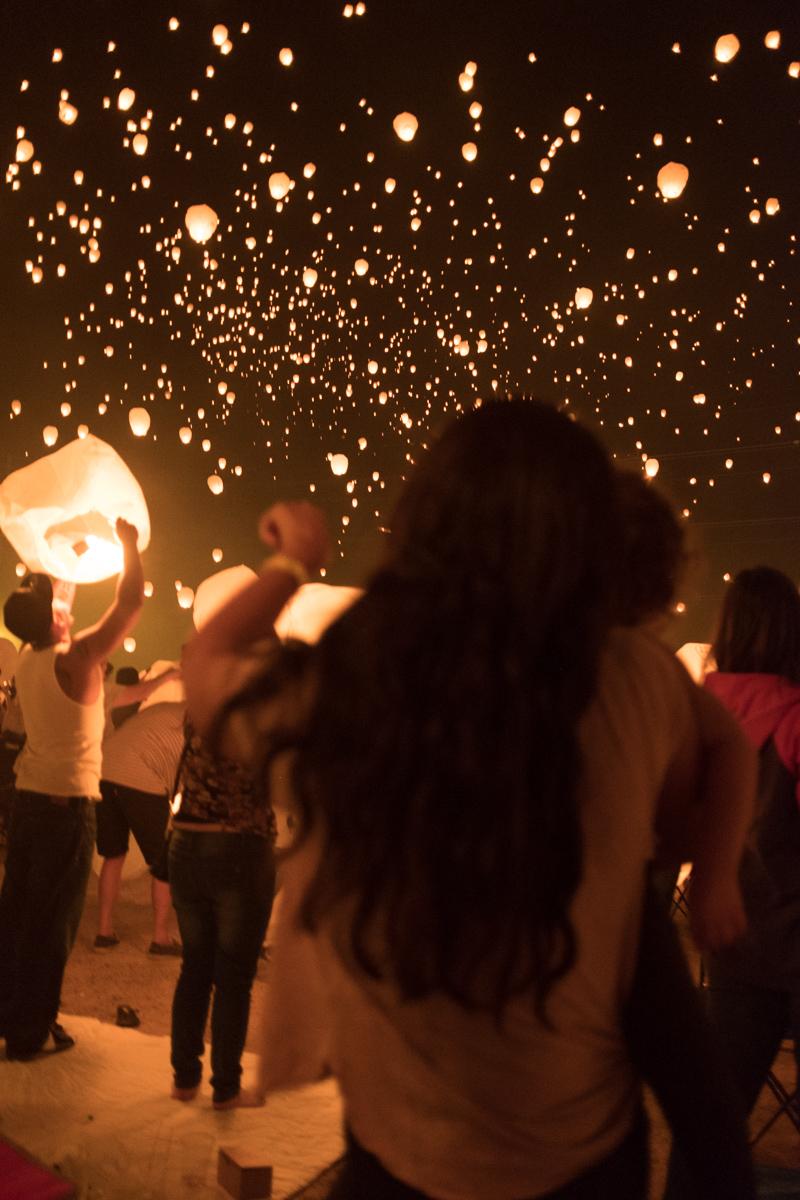 © Alexandria Whitefeather | Lantern Festival
