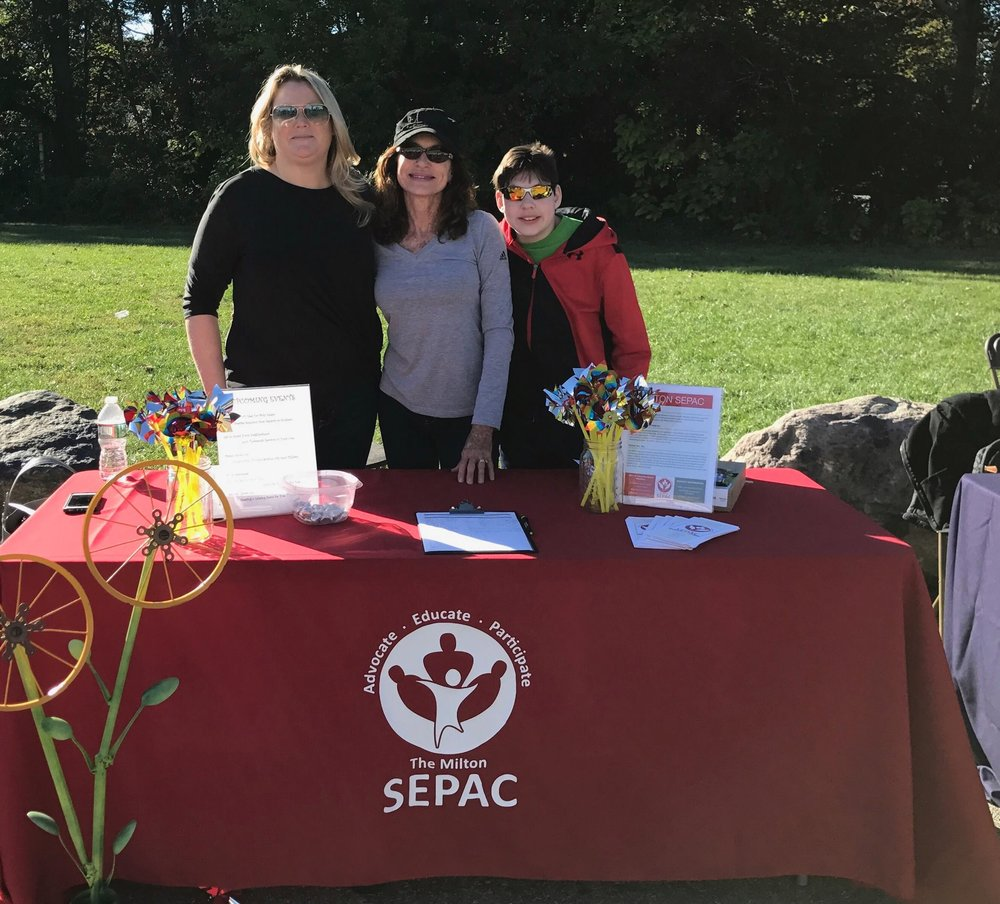SEPAC at Celebrate Milton!