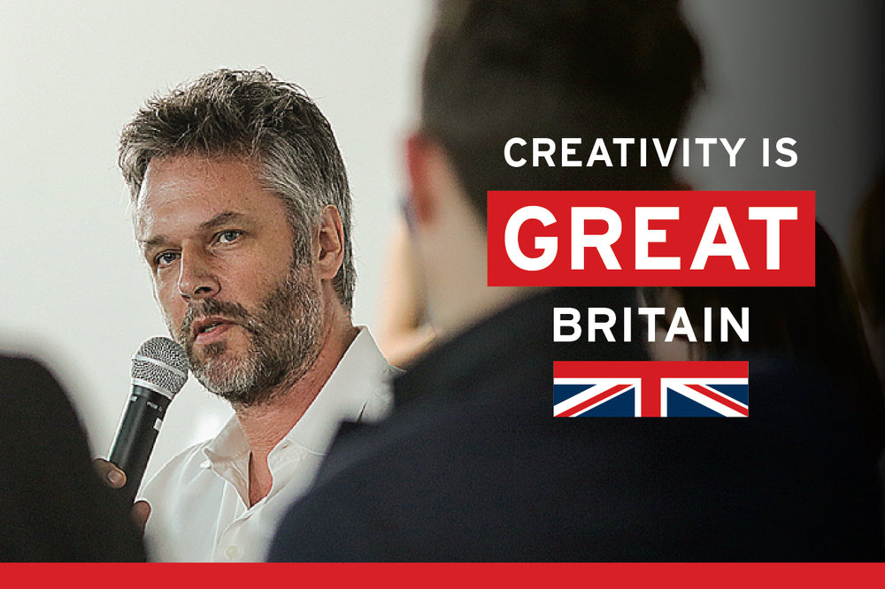 consultation - I speak to businesses about the importance of creativity and how their brand can thrive in our increasingly visual world