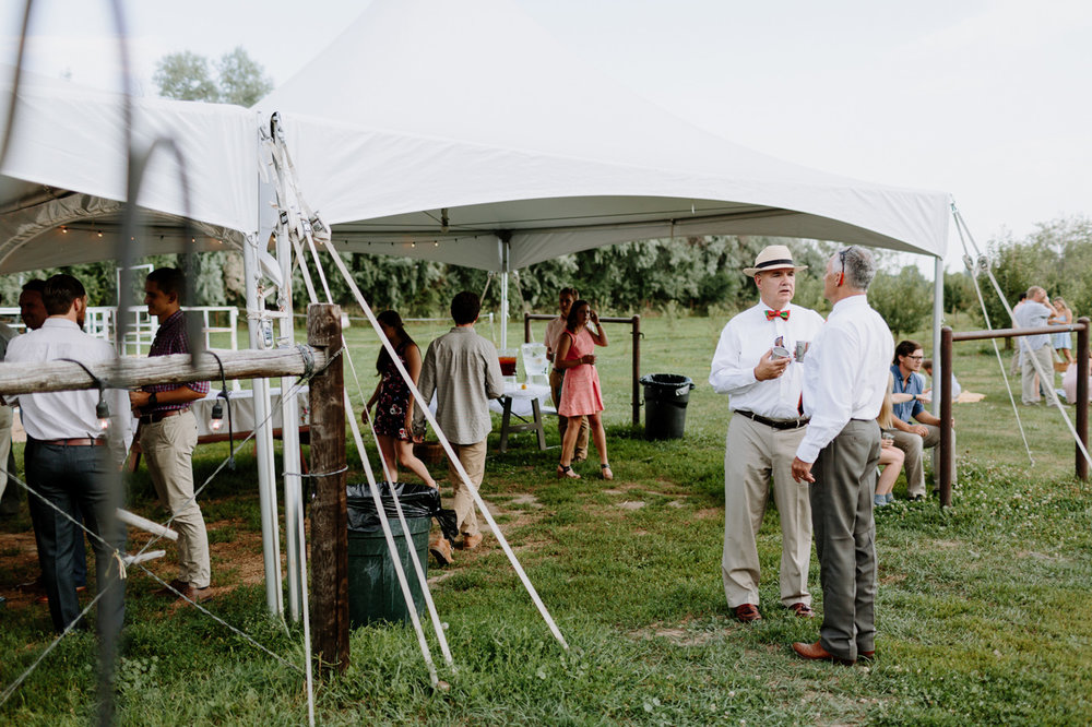 Longmont Colorado Outdoor Reception