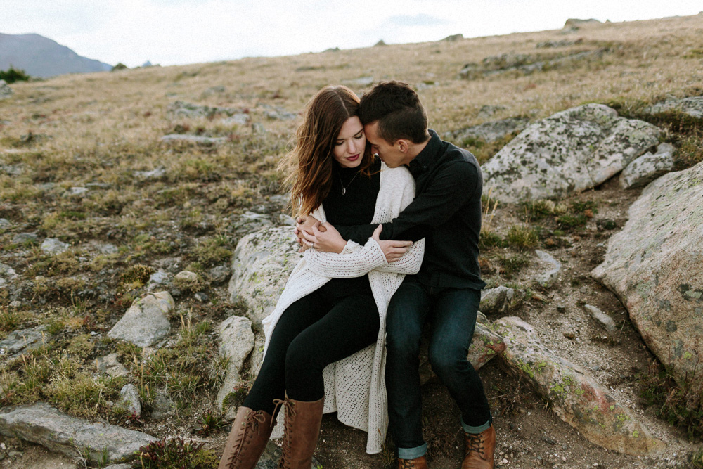 JONATHAN & EB — Rocky Mountain National Park