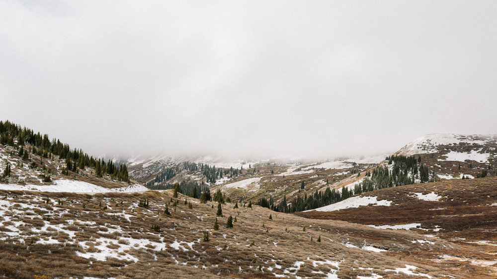Guanella Pass wedding photographer