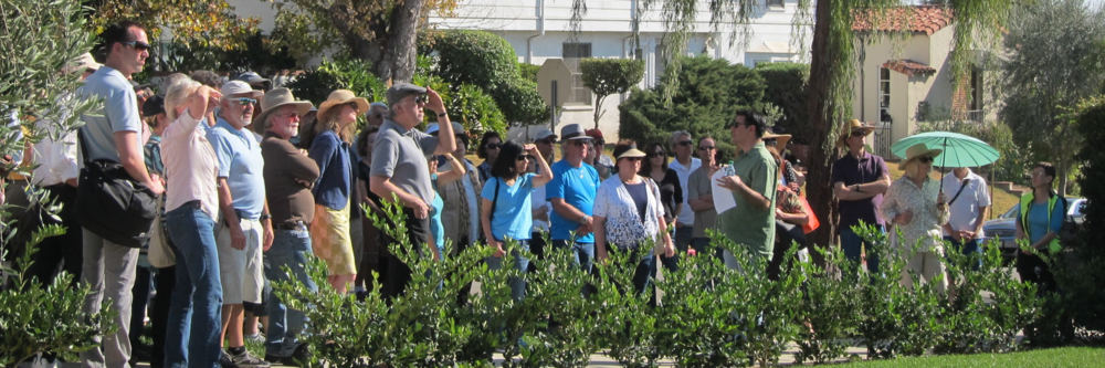 WALKING TOURS  I   TGHS offers three ways to discover the gems of Glendale's many neighborhoods.