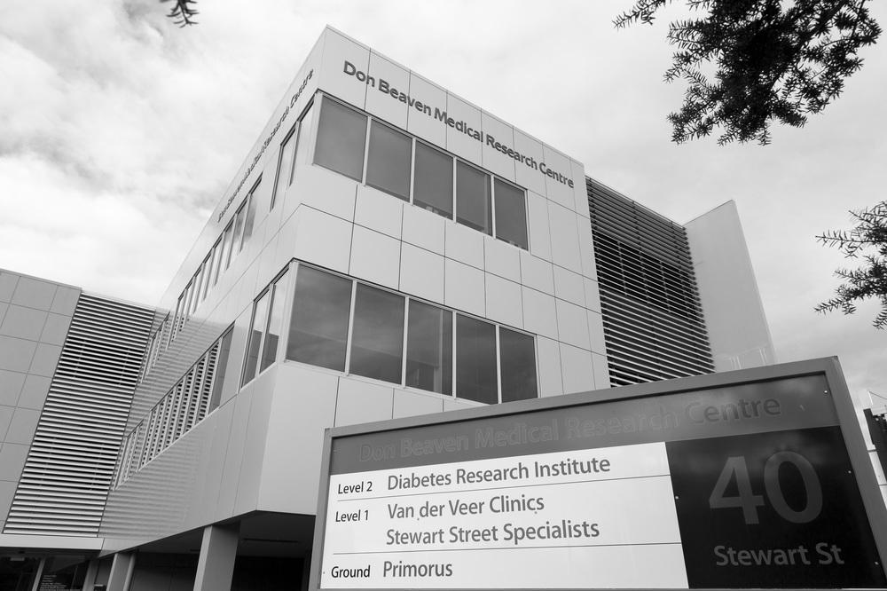 Don Beaven Medical Research Centre, 40 Stewart Street, Christchurch