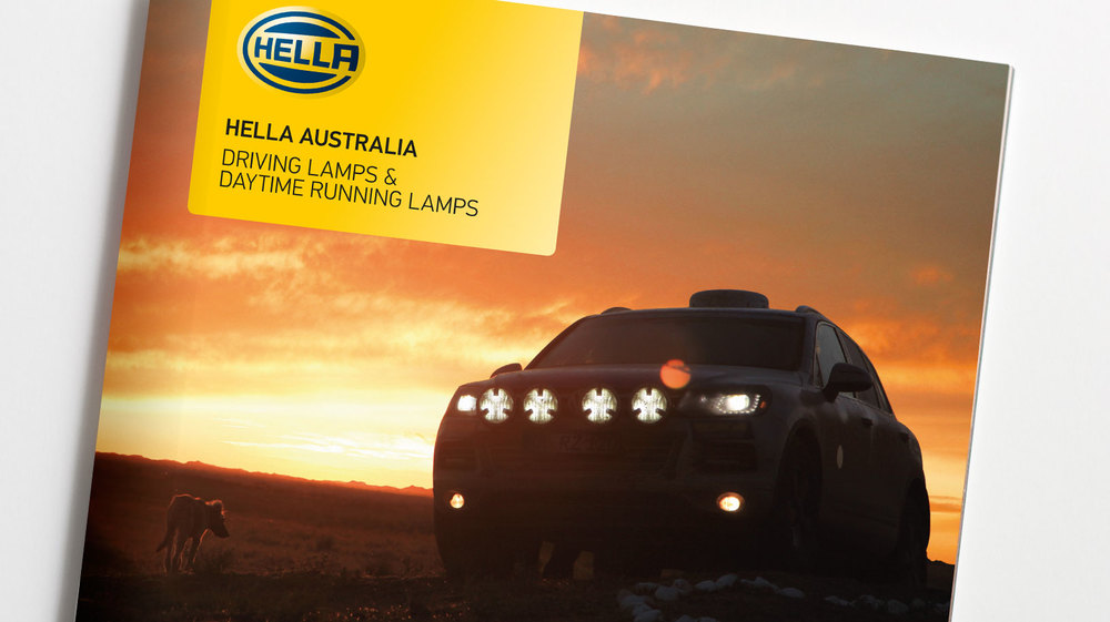 Hella retail driving lamps catalogue