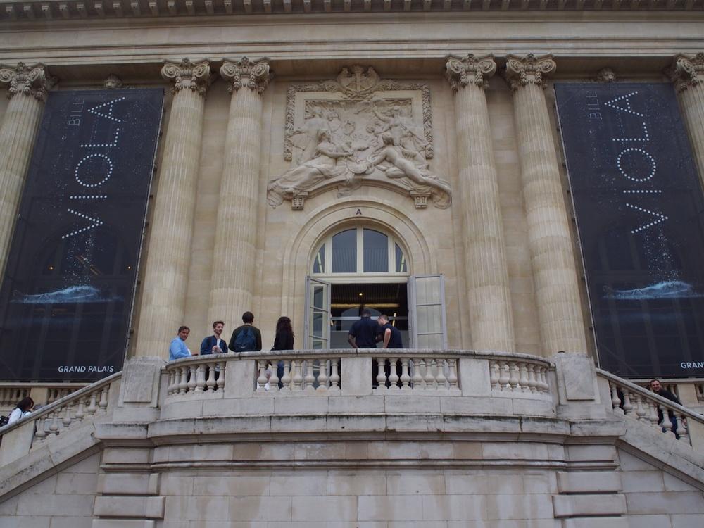 Grand Palais presenting Bill Viola