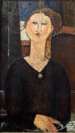 Amedeo Modigliani, Antonia