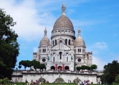 Sacré-Cœur Bascilica, The Sacred Heart of Paris